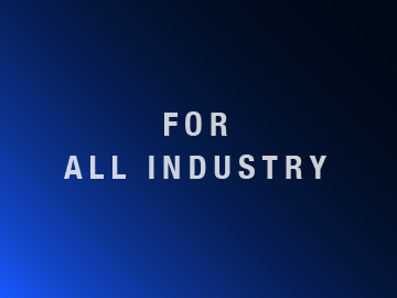 FOR ALL INDUSTRY